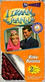 I Dream of Jeannie:Risky Business [VHS]