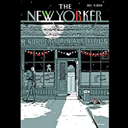 The New Yorker, December 9nd 2013 (Douglas Starr, Jeffrey Toobin, James Wood)