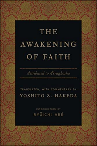 Ashvaghosha Awakening of Faith cover art