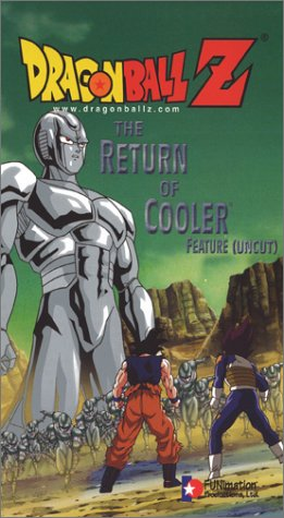Dragon Ball Z - The Return of Cooler (Uncut Feature) [VHS]