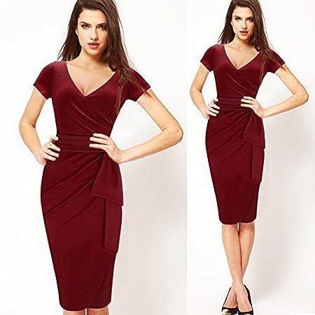 dcc6f56f00dc YLSZ-Western Dress Short Sleeve