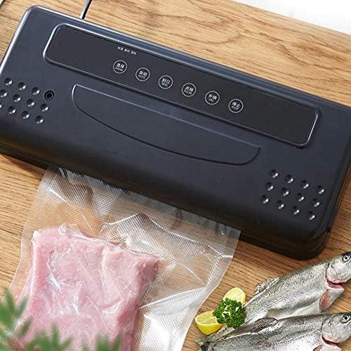 ALY Machine sous Vide, Alimentaire Scelleuse sous Vide pour Aliments Viandes Légumes Fruits avec 10Pcs Sacs sous