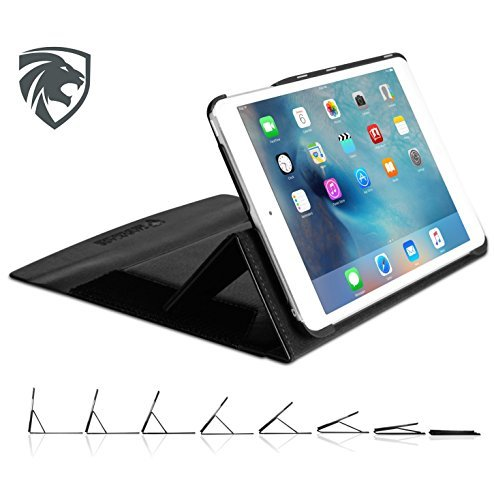 ZooGue ZUGU CASE - iPad Mini 1/2/3 Case (2012-2014) Genius Exec - Super Convenient Case - Wake/Sleep Cover + Secure Stand - Formerly ZooGue price tips cheap