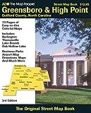 Greensboro and High Point Guilford County, North Carolina, , 0875307027