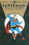 Superman: Man of Tomorrow - Archives...