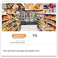 Spencer's Retail Digital Voucher
