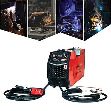 iBELL 220-78 Inverter ARC Multi Metal (SS/IRON/CARBON STEEL/COPPER/ALUMINIUM/ZINC) Welding Machine (IGBT) 220A - 1 Year Warranty 9