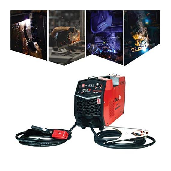 iBELL 220-78 Inverter ARC Multi Metal (SS/IRON/CARBON STEEL/COPPER/ALUMINIUM/ZINC) Welding Machine (IGBT) 220A - 1 Year Warranty 3