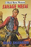 img - for Savage Mesa! (Black Horse Western) book / textbook / text book