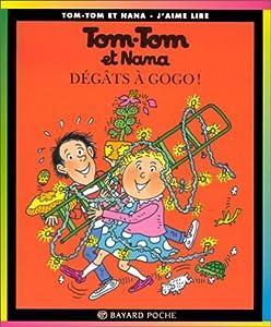 """Afficher """"Tom-Tom et Nana n° 23 Dégâts à gogo !"""""""
