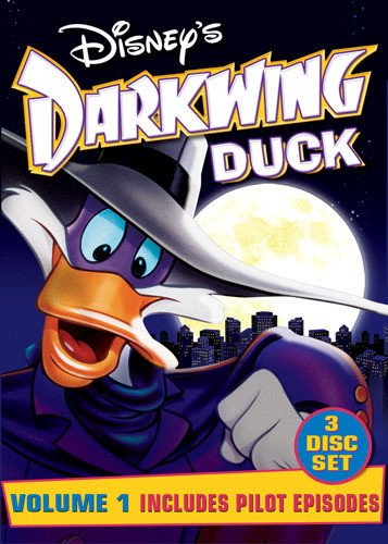 Darkwing Duck Volume 1 (First Duck)