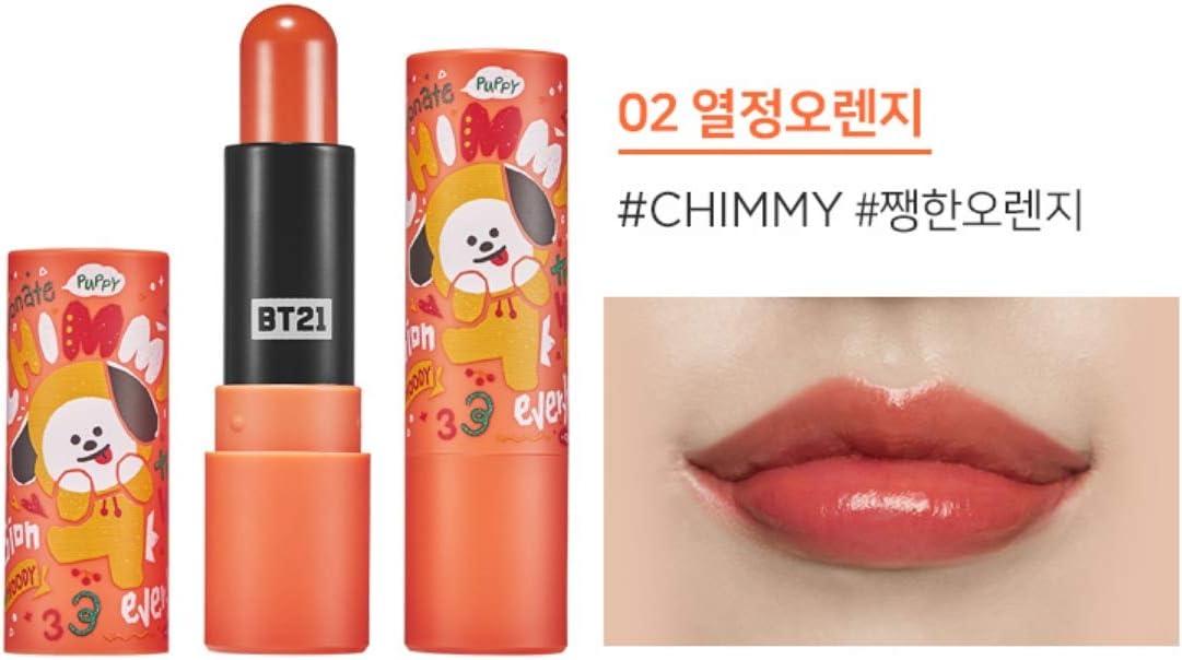 Kpop Bangtan Boys BTS Super Bright Tint Lip Balm Kit Kit ...