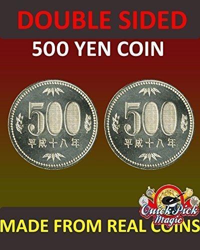 Zweiseitig Japanisch 500 Yen Münze 500 Zweiseitig Münze