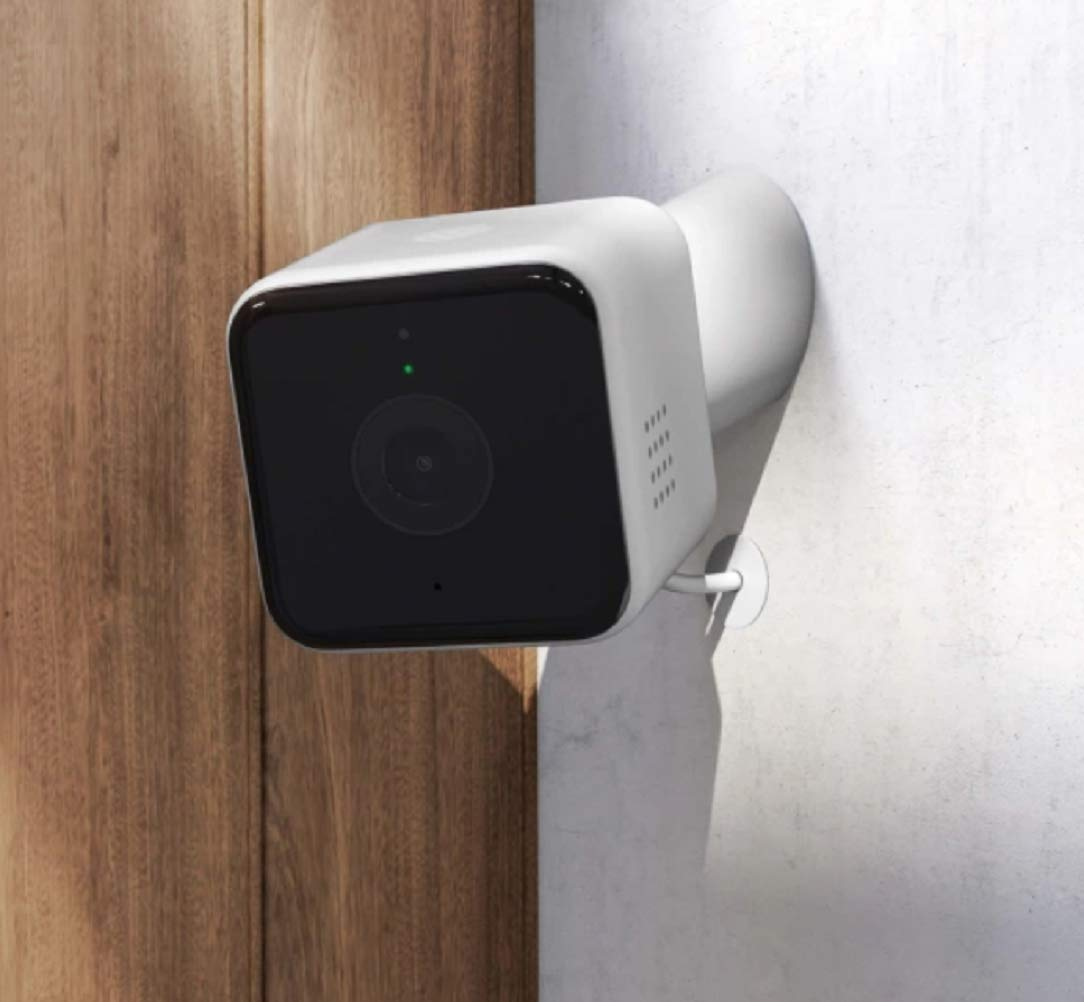 Hive UK Outdoor Security Camera