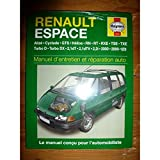 Renault Espace (French service & repair manuals) (French Edition)