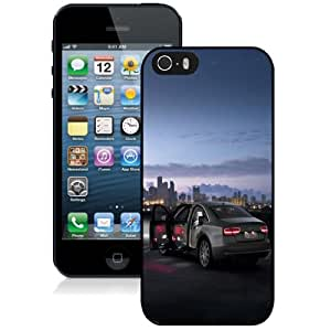 Popular And Unique Designed Case For iPhone 5S With Quartz Gray Audi A8 250x443 Phone Case Cover