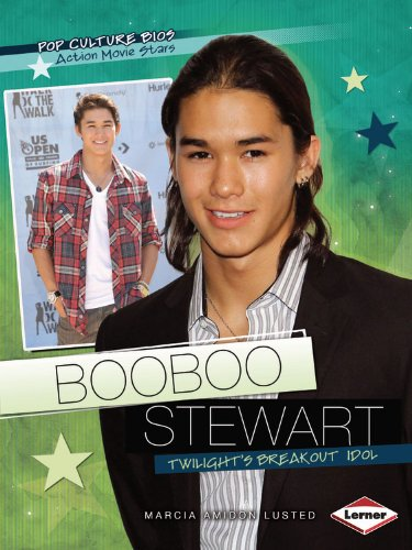 Booboo Stewart: Twilight's Breakout Idol (Pop Culture Bios)