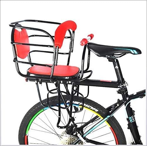 JIASHANGWU Sillín de Bicicleta de montaña para bebé Silla de bebé ...