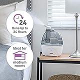 Holmes Ultrasonic Cool Mist Humidifier, 0.5 Gallon
