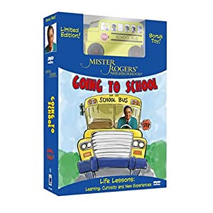 Mister Rogers' Neighborhood - Going to School (with Toy Bus) movie