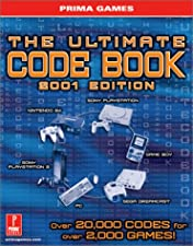 The Ultimate Code Book: 2001 Edition: Prima's Authorized Strategy Guide