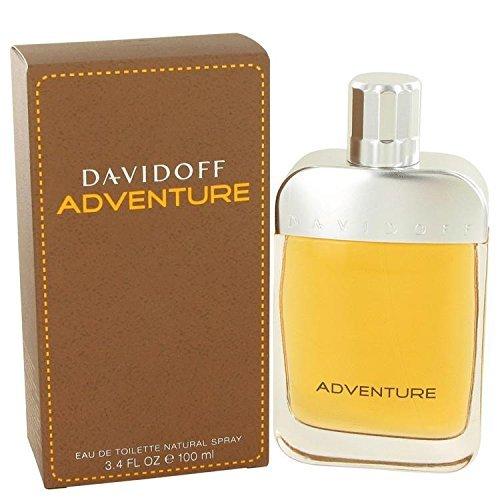 Davidoff adventure by davidoff eau de toilette spray 34 oz for men 100 authentic
