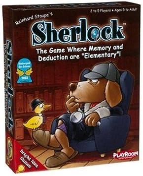 Sherlock: Reinhard Staupe: Amazon.es: Juguetes y juegos