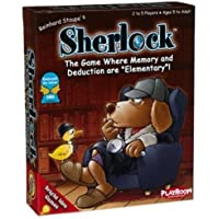 Ultra Pro Board Games Sherlock