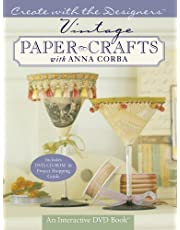 Create with the Designers: Vintage Paper Crafts with Anna Corba