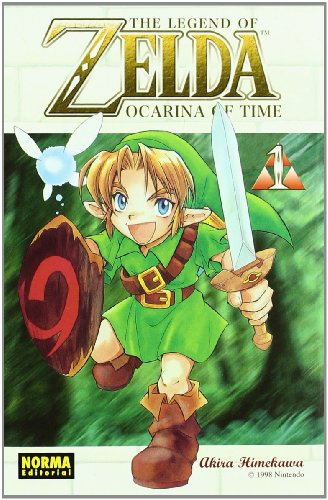 The Legend of Zelda 1: Ocarina of Time par Akira Himekawa