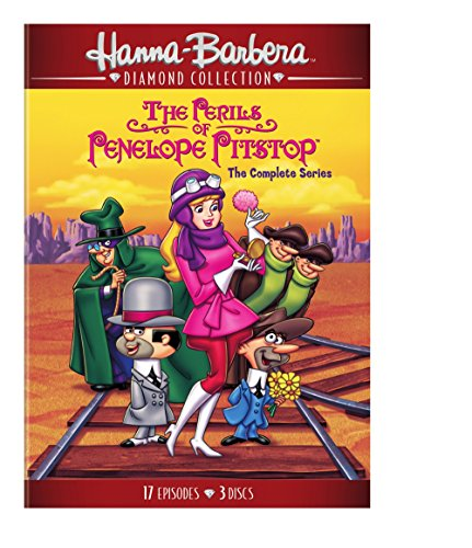 - The Perils of Penelope Pitstop: The Complete First Season