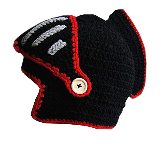 f326718503710 Yosang Windproof Ski Mask Warm Knitted Beanie Hat Cap Black at ...