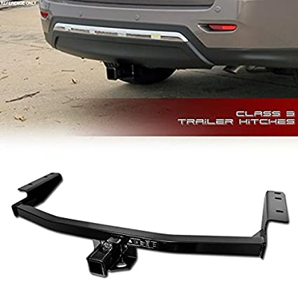 2013 infiniti jx35 trailer hitch