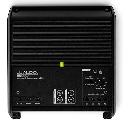 JL Audio XD300/1 Class D - Amplificador monoblock: Amazon.es: Electrónica