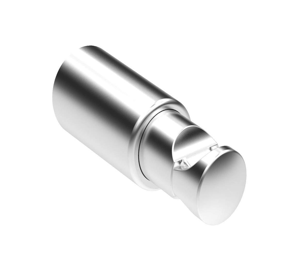 TUBConcept - Support de sèche serviette STN Chromé - Tubes Ø15 à 28mm