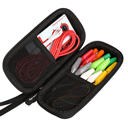 Aproca Hard Travel Storage Case Compatible Makey Makey an Invention Kit