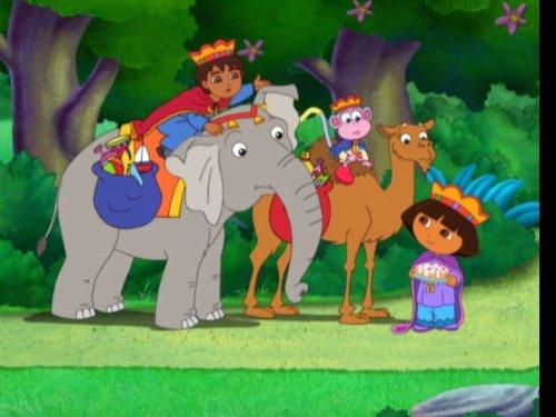 Dora Saves Three Kings Day ()