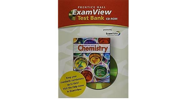 Amazon prentice hall chemistry exam view test bank cd rom amazon prentice hall chemistry exam view test bank cd rom 9780132512053 prentice hall books fandeluxe Gallery