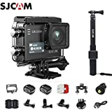 SJCAM SJ6 Kit (Including Extra Battery, Waterproof Remote Control)SJ6 LEGEND Dual Screen 2″ LCD Touch Screen 2880×2160 Novatek NT96660 MN34120PA CMOS 4K Ultra HD Sport DV Action Camera