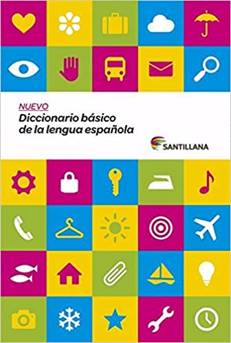 Nuevo Diccionario Básico De La Lengua Espanola Santillana por Aa.vv. epub