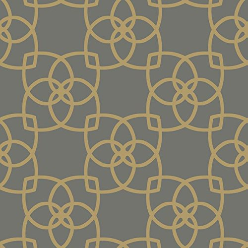 - York Wallcoverings Y6200204 57.75 Square Foot - Serendipity - Unpasted Non-Woven, N/A