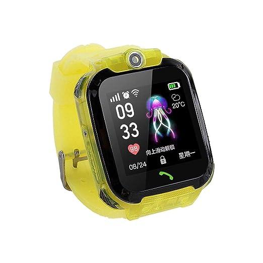 Wan Ning Relojes para niños S12 Posicionamiento IP67 Multifunción ...