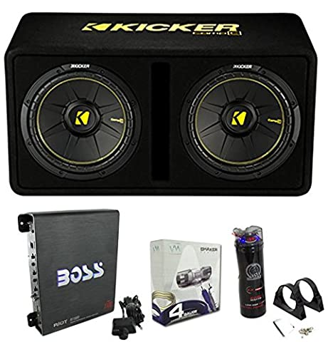 Kicker 44DCWC122 12