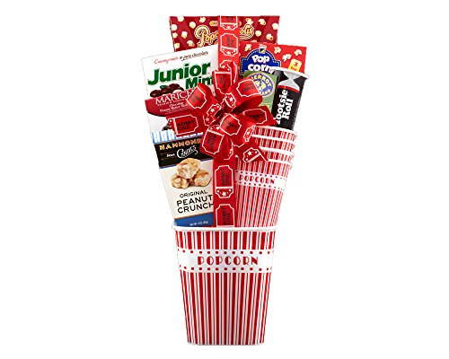 Wine Country Gift Baskets Popcorn and Candy - Baskets Gift Wine Popcorn Country