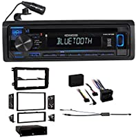 10-14 Volkswagen Golf VW Kenwood Car CD Receiver w/Bluetooth iPod/iPhone/Pandora