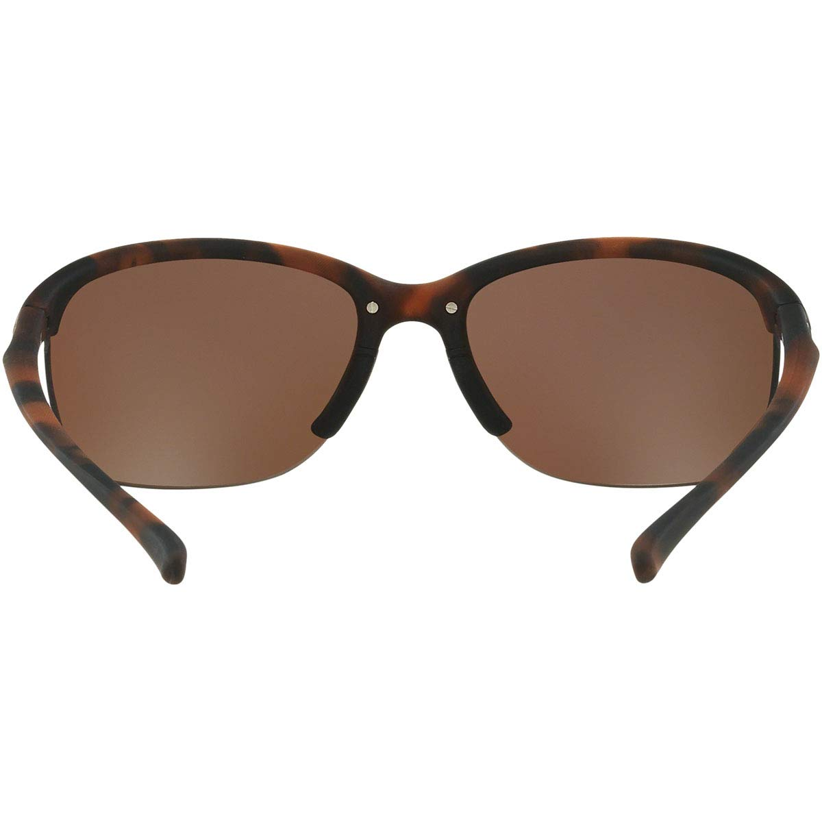 02b8a848b77ba Amazon.com  Oakley Women s Unstoppable Polarized Iridium Rectangular  Sunglasses MATTE BROWN TORTOISE 65.4 mm  Clothing