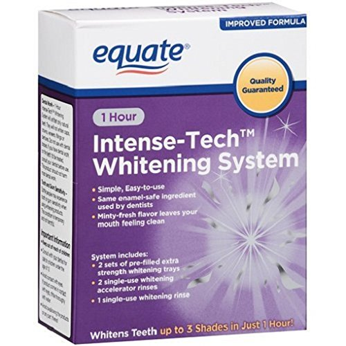 One Hour Intense Tech Whitening System Equate product image