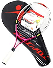 Tennis Racquet - Beginners, Tennis Rackets for Adults, Professional or Beginner Tennis Players | Unisex Design for Men, Women, Youth and Adults
