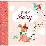Eintragalbum – Unser Baby (Kleines Wunder, rosa)