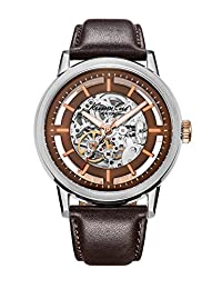 Kenneth Cole New York Men's KC1718 Automatic Silver Dial Watch